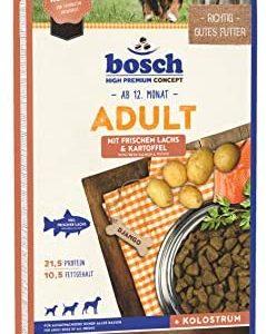bosch HPC Adult | con Salmón fresco y Patata |