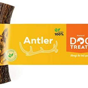 100% Natural Asta de Ciervo para Perro Cuerno Masticar Hueso