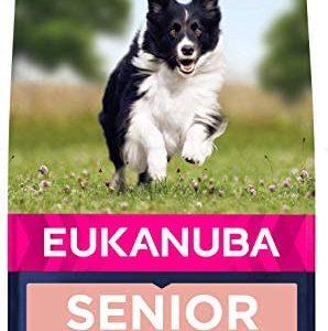Eukanuba Alimento seco para perros senior de razas pequeñas y