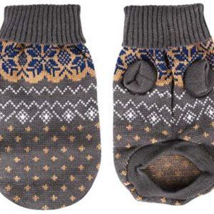 Idepet Suéter para perros y mascotas,ropa de invierno cálida para