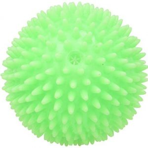 Croci Vinyl Toy Hedgehog Ball Juego para Perros en Vinilo