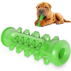 DMFSHI Juguete Masticable para Perros, Cepillo de Dientes para Perros,