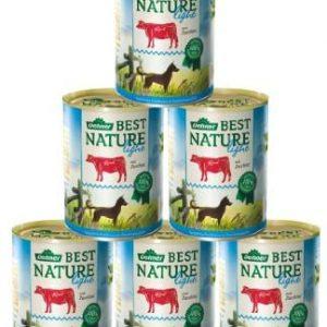 Dehner Best Nature Comida para Perros Light Rind y calabacín