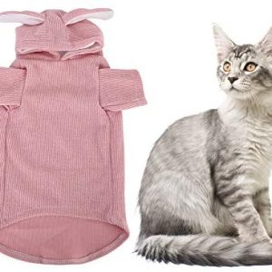 GOTOTOP Disfraces de Gato, Ropa con Forma de Oreja de