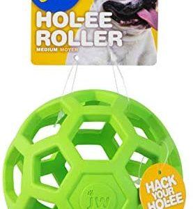JW JW43111 Juguete HOL-EE Roller Medium, Juguete para Perros Masticar