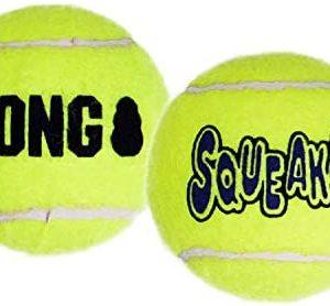 KONG - Squeakair Balls - Pelotas de Tenis sonoras Que