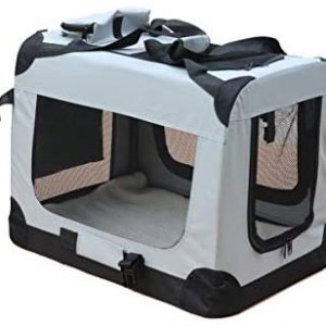 Mobiclinic, Transportín para Mascotas (Perros, Gatos, Conejos, Hurones, Chinchillas), Balú,