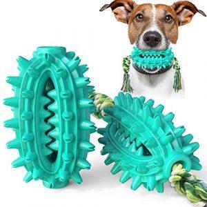PewinGo Cepillo de Dientes para Perros Masticables Ultraduradero Juguetes para