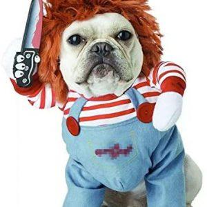 TVMALL - Disfraz de Mascota para Perros pequeños, Disfraz de
