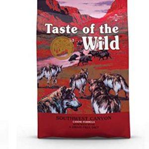 Taste Of The Wild pienso para perros con Jabali 12,2