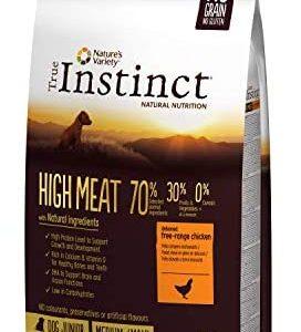 True Instinct High Meat Junior - Nature's Variety - Pienso