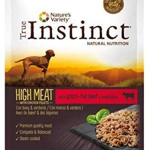 True Instinct High Meat Wet Adult Medium Maxi - Nature's