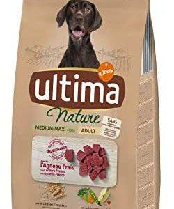 Ultima Nature Pienso para Perros Medium-Maxi con Cordero - 7