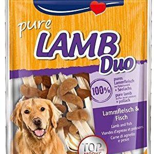 Vitakraft Pure Lamb Duo - Aperitivos para perros, carne de