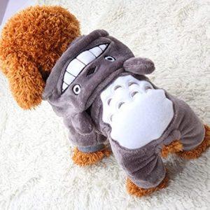Xiaoyu Cachorro Cachorro Perro Mascota Ropa de Mascotas Sudadera Abrigo