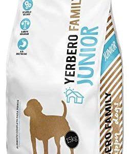 YERBERO Family Junior Comida para Cachorros y Perros Jovenes 15