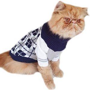 Glamour Girlz Jersey de punto para perro o gato, color