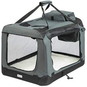 ONVAYA® Caja de transporte plegable para perros y gatos |