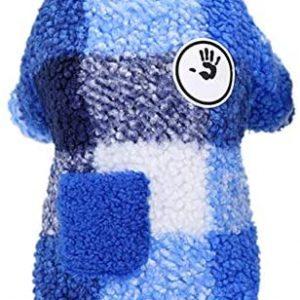 Poseca Suéter para Perros Jersey para Perros Ropa de Punto