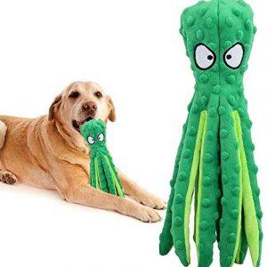 Puppy Chew Toys, Juguetes para Perros de Peluche, Juguetes Chirriantes