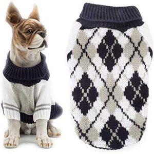 Suéter para Mascotas, Ropa cálida de Invierno para Perros y