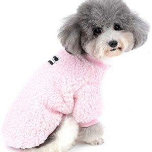 Zunea - Abrigo para perros pequeños - Abrigo cálido para