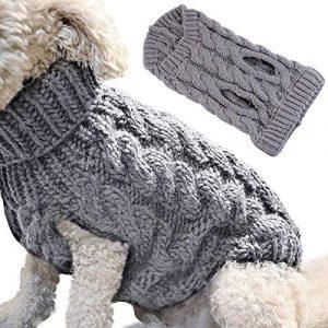 futureyun Sudadera con capucha para cachorros y perros, para cachorros,